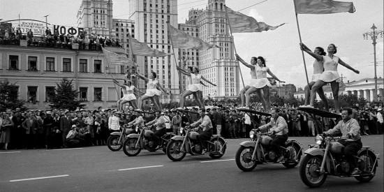 О том, как проходил VI Всемирный фестиваль молодежи 1957 года рассказал Главархив