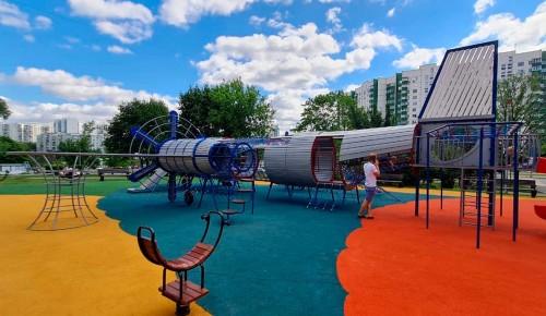 Собянин представил основные проекты благоустройства юго-запада Москвы