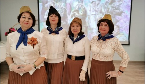 Танцевальный ролик Клуба МСЦ «Южное Бутово» «Мои года – мое богатство» набрал около 220 тысяч просмотров