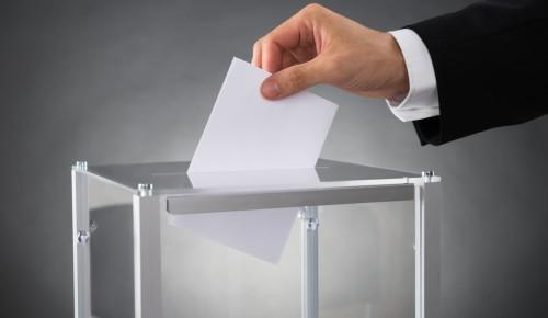 В школе №113 открылось голосование за членов нового Управляющего совета