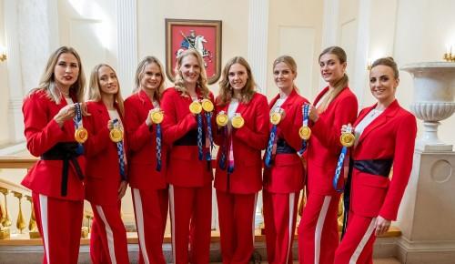 Собянин: Москвичи завоевали 40% медалей сборной страны на Олимпиаде в Токио