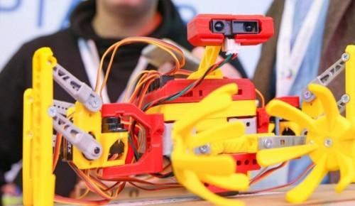Молодые инженеры могут принять участие в соревнованиях по робототехнике First Tech Challenge
