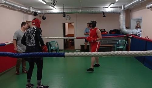 В «Альмеге» поздравили победителей турнира по боксу