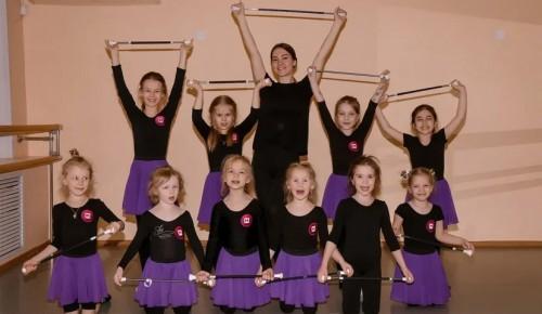 Присоединиться к занятиям в танцевально-спортивной школе приглашает досуговый центр «Академический»
