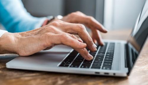 Более 750 тысяч москвичей зарегистрировались для участия в онлайн-голосовании