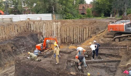 Собянин рассказал о развитии и достижениях московских археологов