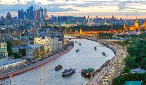 В рейтинге инновационных городов Европы Москва поднялась на четыре строчки