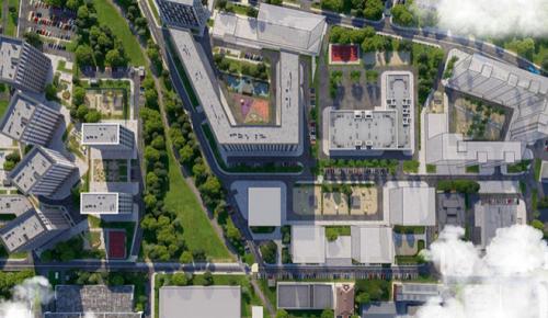 В столице рассмотрят проекты комплексного развития территорий бывших промзон