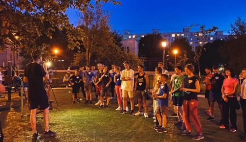 Академик Румянцев поддержал забег «PROсветись» в поддержку раннего выявления рака