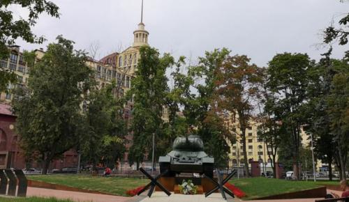 Собянин рассказал о появлении новых зеленых и пешеходных зон в СЗАО