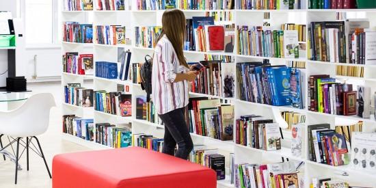 Москвичи могут получить электронный читательский билет в любой из библиотек города
