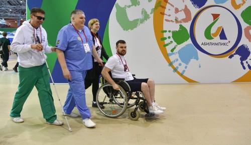 «Абилимпикс-2021» меняет традиционные взгляды на возможности людей с инвалидностью