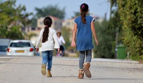 Школа №2114 Северного Бутова рассказала, как защитить ребенка на улице