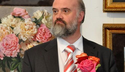 Сергей Андрияка представит свои работы на выставке в Сочи