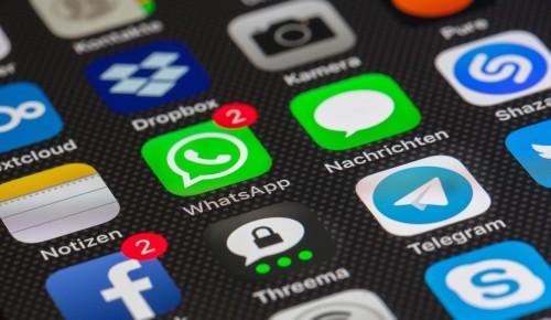 Жители Северного Бутова могут посмотреть обучающее видео «Освой гаджет» по установке мессенджера Telegram