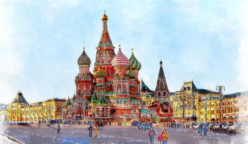 Жители Ломоносовского могут поучаствовать в акции видеопоздравлений ко дню рождения Москвы