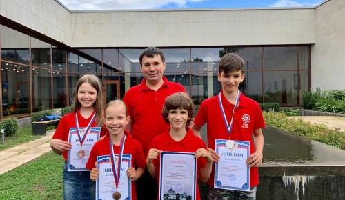 Шахматисты из Московского дворца пионеров отличились на Кубке России в Суздале