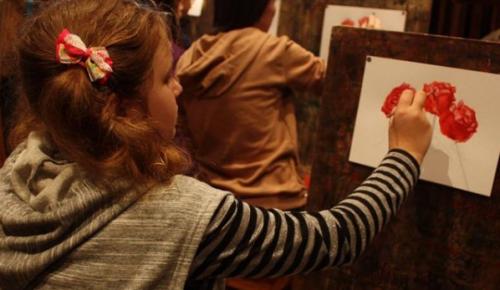 Академия акварели Андрияки объявила о наборе на факультет дополнительного образования