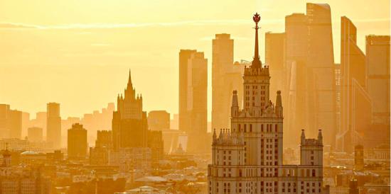 Московские власти представят площадку Created in Moscow на Российской креативной неделе