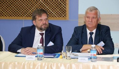Сотрудники Губкинского университета поучаствовали в подготовке к антитеррористическим учениям «Каспий- Антитеррор-2021»
