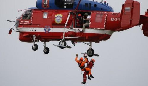 Покорили землю, воду и воздух: за три года спасатели Московского авиацентра помогли 400 пострадавшим