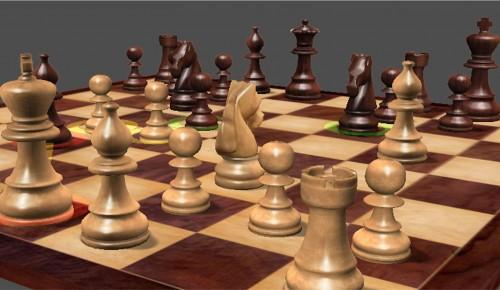 В клубе «Ломоносовец» состоялся шахматный турнир среди взрослых
