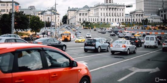 По просьбам москвичей Собянин выступил за изменение наказания для нарушающих тишину автомобилистов