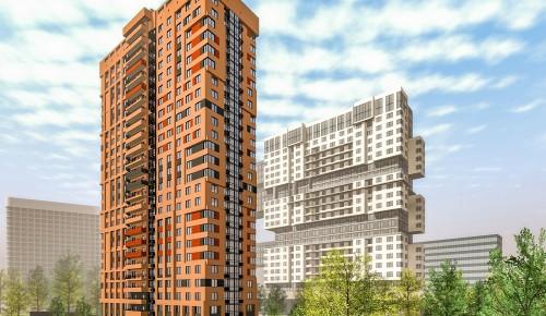 В Ломоносовском районе строят дом на 216 квартир