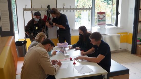 В Москве прошла донорская акция в помощь больным детям