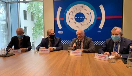 Академик Румянцев: драйвером развития фармацевтической и медицинской промышленности может стать система госзаказа