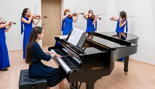 Творческие коллективы музыкальных школ столицы обеспечат бесплатным транспортом