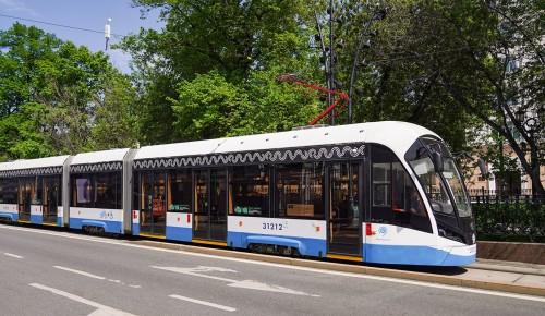 Собянин: пересадка между автобусами, электробусами и трамваями разных маршрутов стала бесплатной