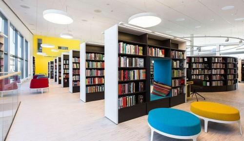 Библиотека №169 в Теплом Стане с 1 сентября изменила режим работы