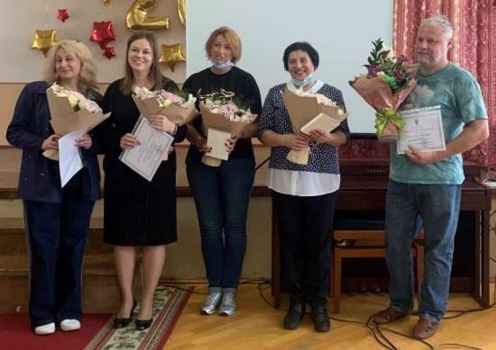 В школе №170 в Конькове состоялся педагогический совет