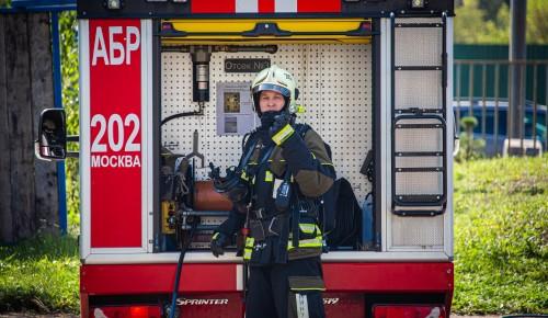 Приручить «Кобру»: в столичном Пожарно-спасательном центре определяют лучших в работе на специальном автомобиле