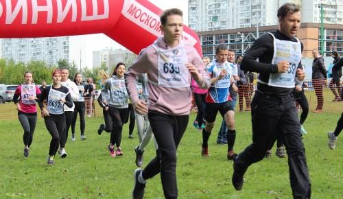 Жители Ломоносовского могут поучаствовать в «Кроссе нации»