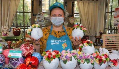 """Жители Академического могут распробовать сырное мороженое на фестивале  """"Цветочный джем"""""""
