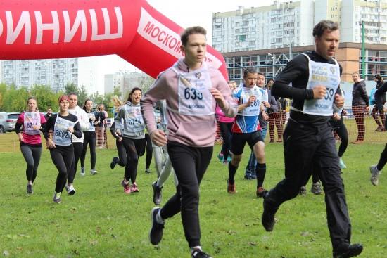 В ЮЗАО 18 сентября состоится Всероссийский день бега «Кросс нации»