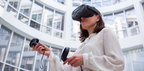 Образовательная программа с элементами виртуальной реальности для госслужащих и бизнесменов