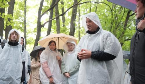 Роман Романенко предложил присвоить Битцевскому лесу статус ландшафтного заказника