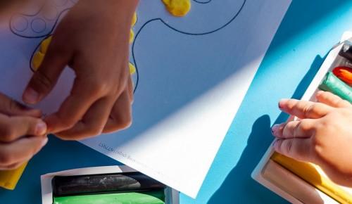 Школа №1980 Южного Бутова рассказала о работе студии мультипликации в дошкольном отделении