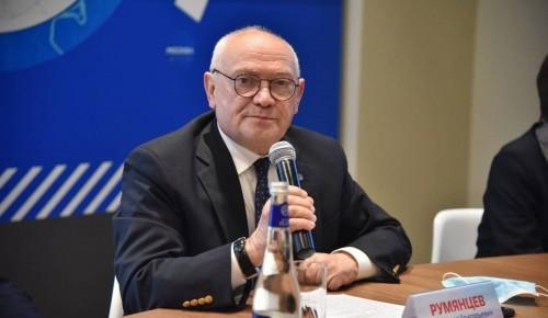 Академик Румянцев: Повышение финансирования медицины — реальное вложение в человеческий капитал