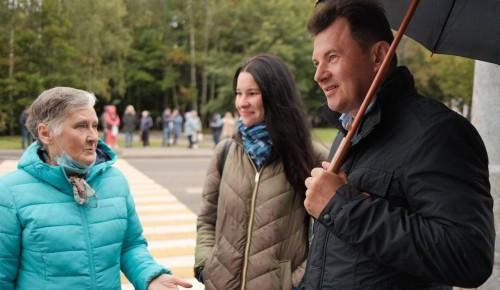 Роман Романенко исполнил 333 наказа жителей Москвы