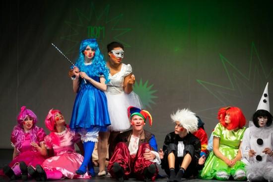В Московском дворце пионеров состоялся концерт, посвящённый 85-летию Театра юных москвичей