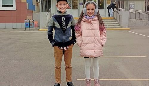 Юные журналисты школы №17 принимают участие в Московском детском чемпионате KidSkills