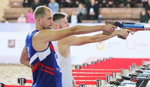 В Москве 12 сентября пройдут соревнования Кубка президента РФ по современному пятиборью