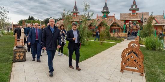 Собянин оценил ход реализации ключевых городских проектов в ЮЗАО