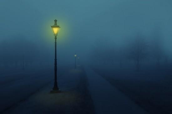 В Котловке заменят фонари после сообщения жительницы