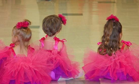 Библиотека №192 Северного Бутова приглашает детей в хореографическую студию «Малинки»