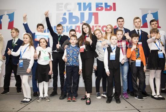 Библиотека №193 Северного Бутова рассказала о III Всероссийском конкурсе молодежных проектов «Если бы я был Президентом»